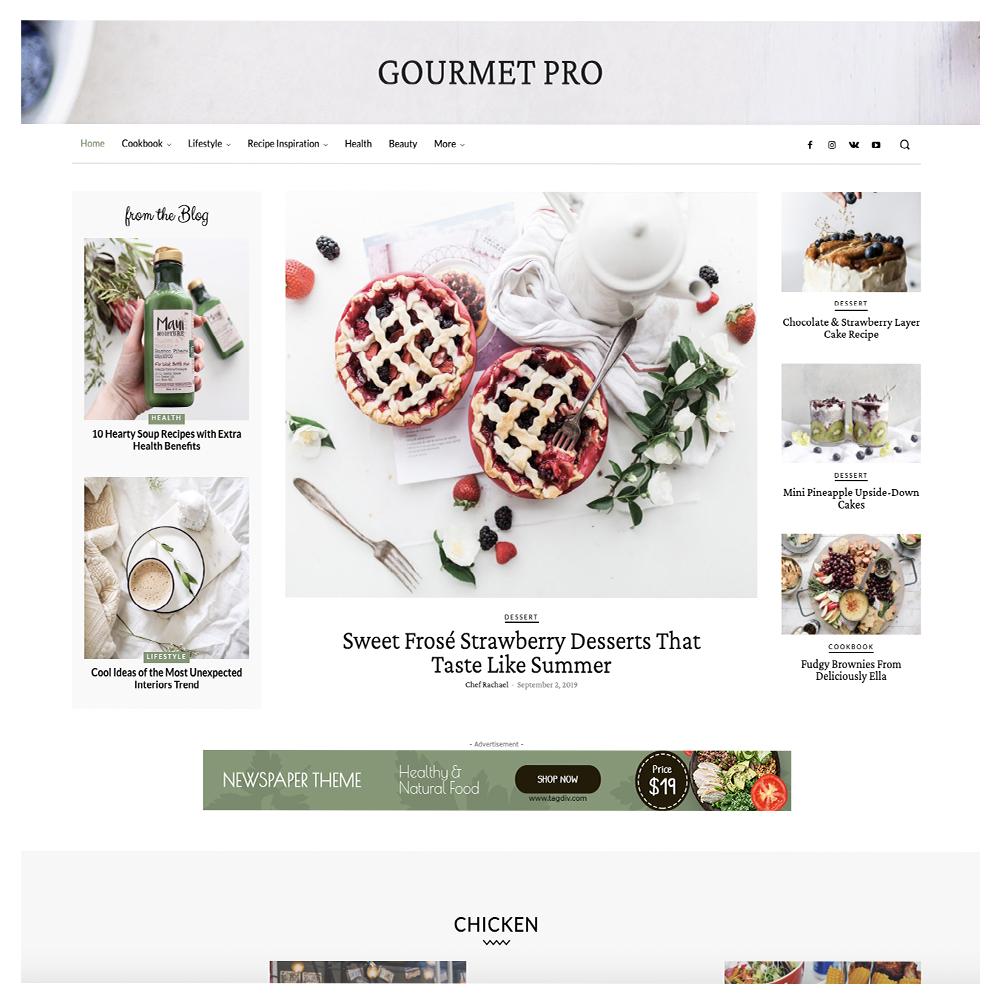 Gourmet Pro